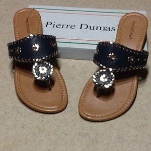 Pierre Dumas sandals NEW!
